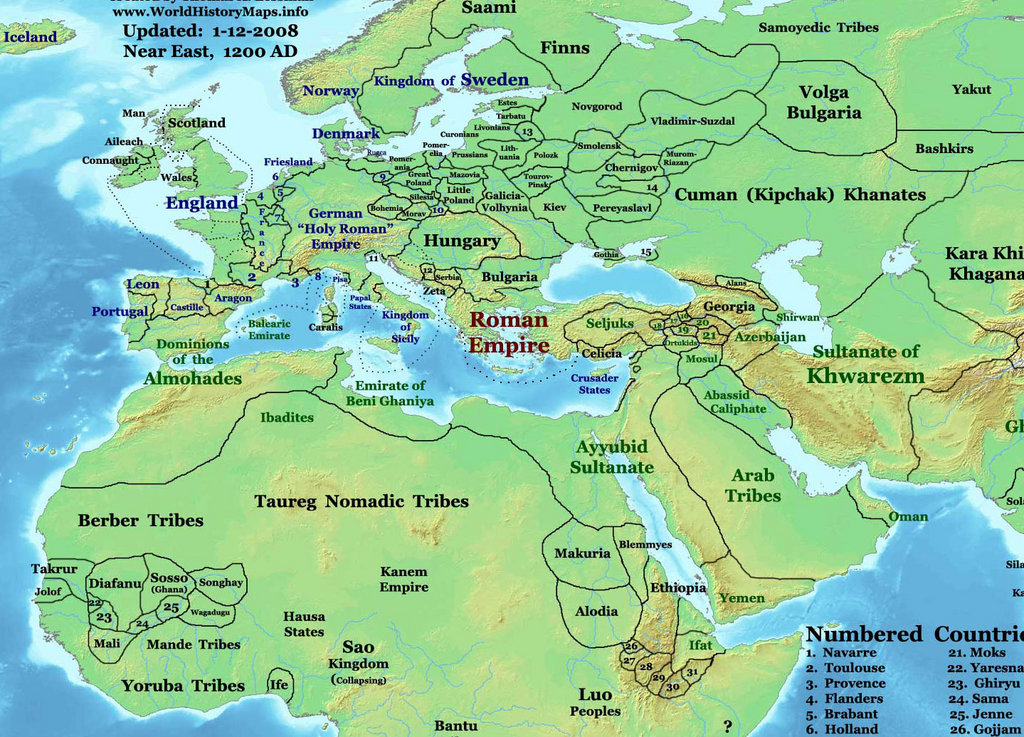 Ch 10: Arab Empire to Islamic Civilization 600-1300 AD (2 ...