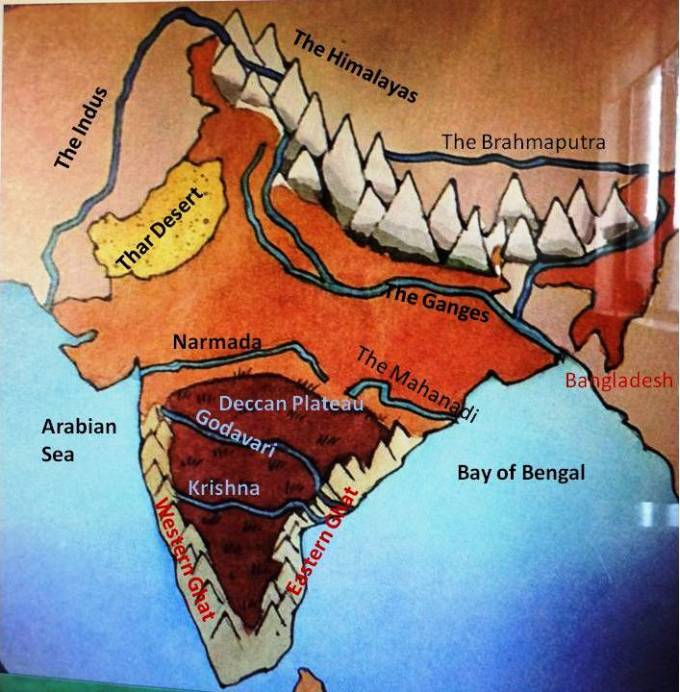 Deccan Plateau – sutachak on