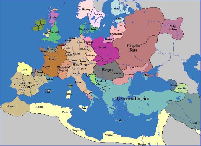 Russia Before 830 AD – sutachak on sarajevo map europe, copenhagen map europe, madrid map europe, seville map europe,