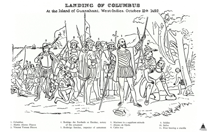 Columbus-landing-In-The-Americas