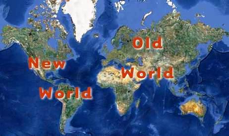 Old-World-And-New_World