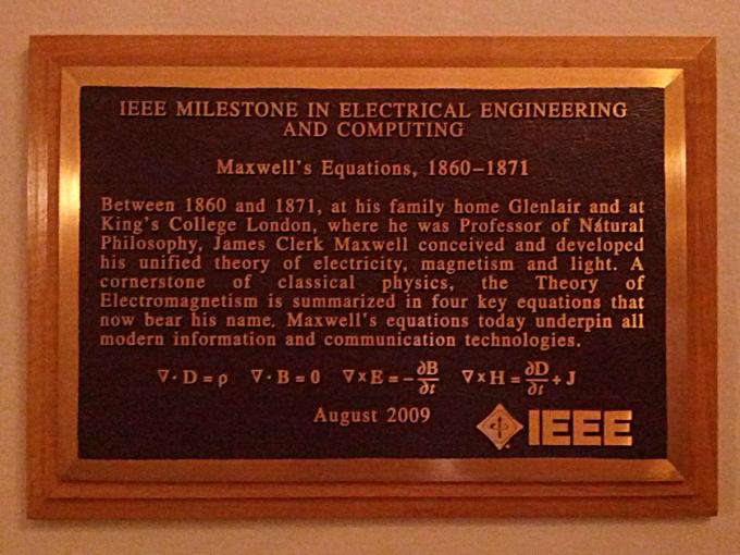 Maxwell_IEEE_Plaque_KCL
