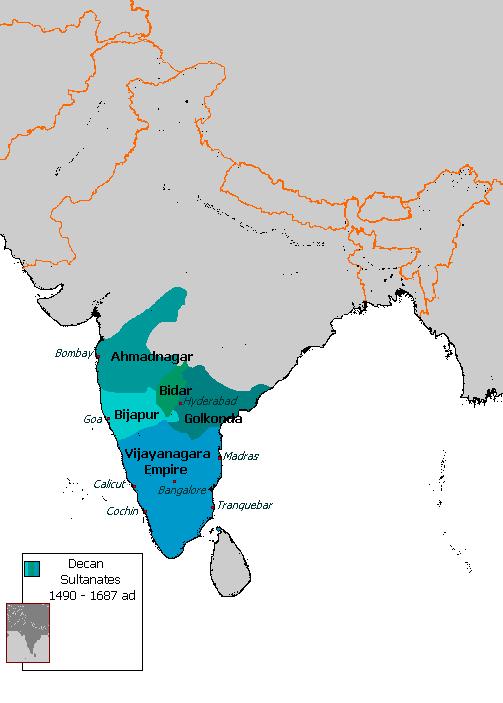 Deccan-In-17th-Century